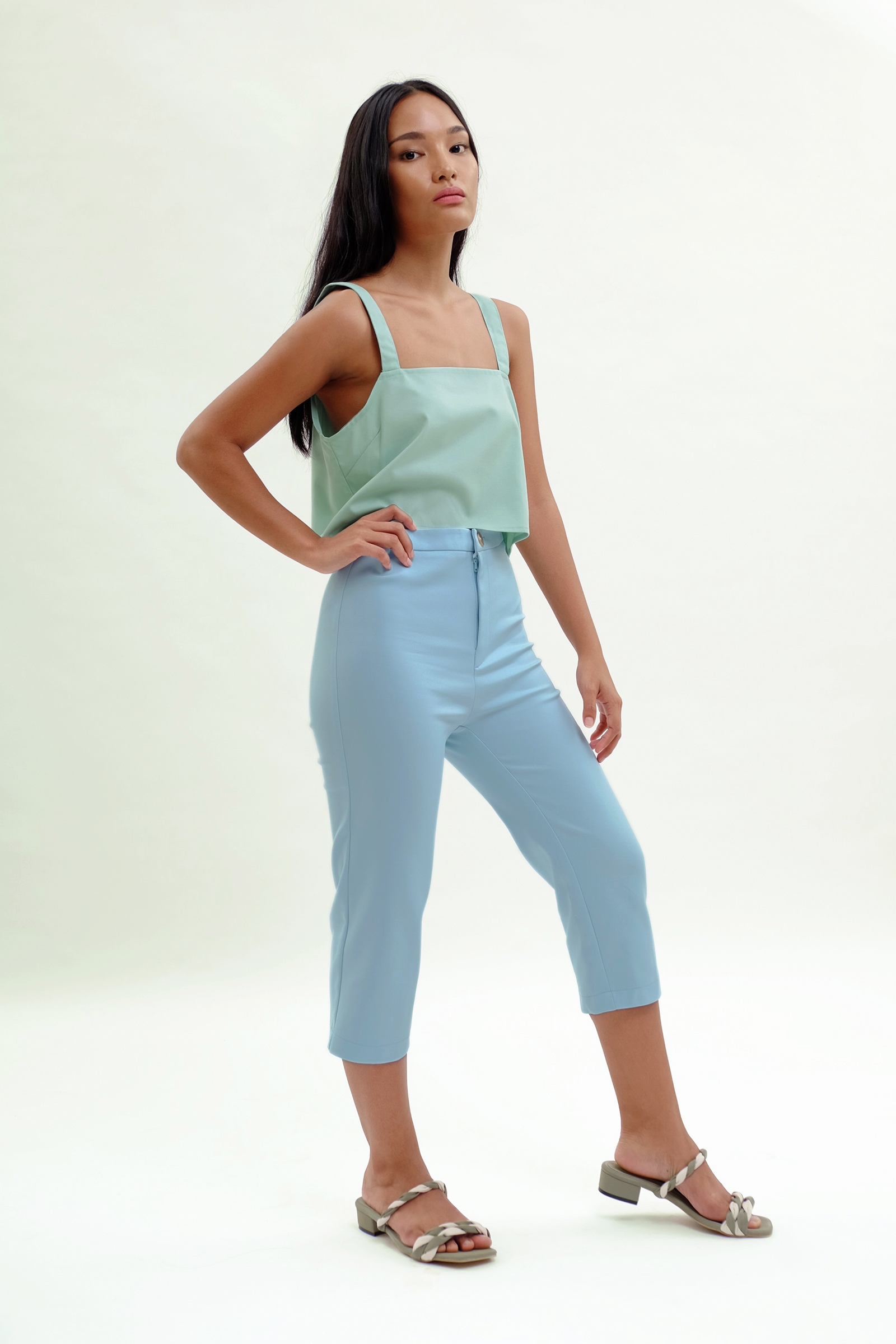 Picture of Kinsley Legging Pants Delicate Blue