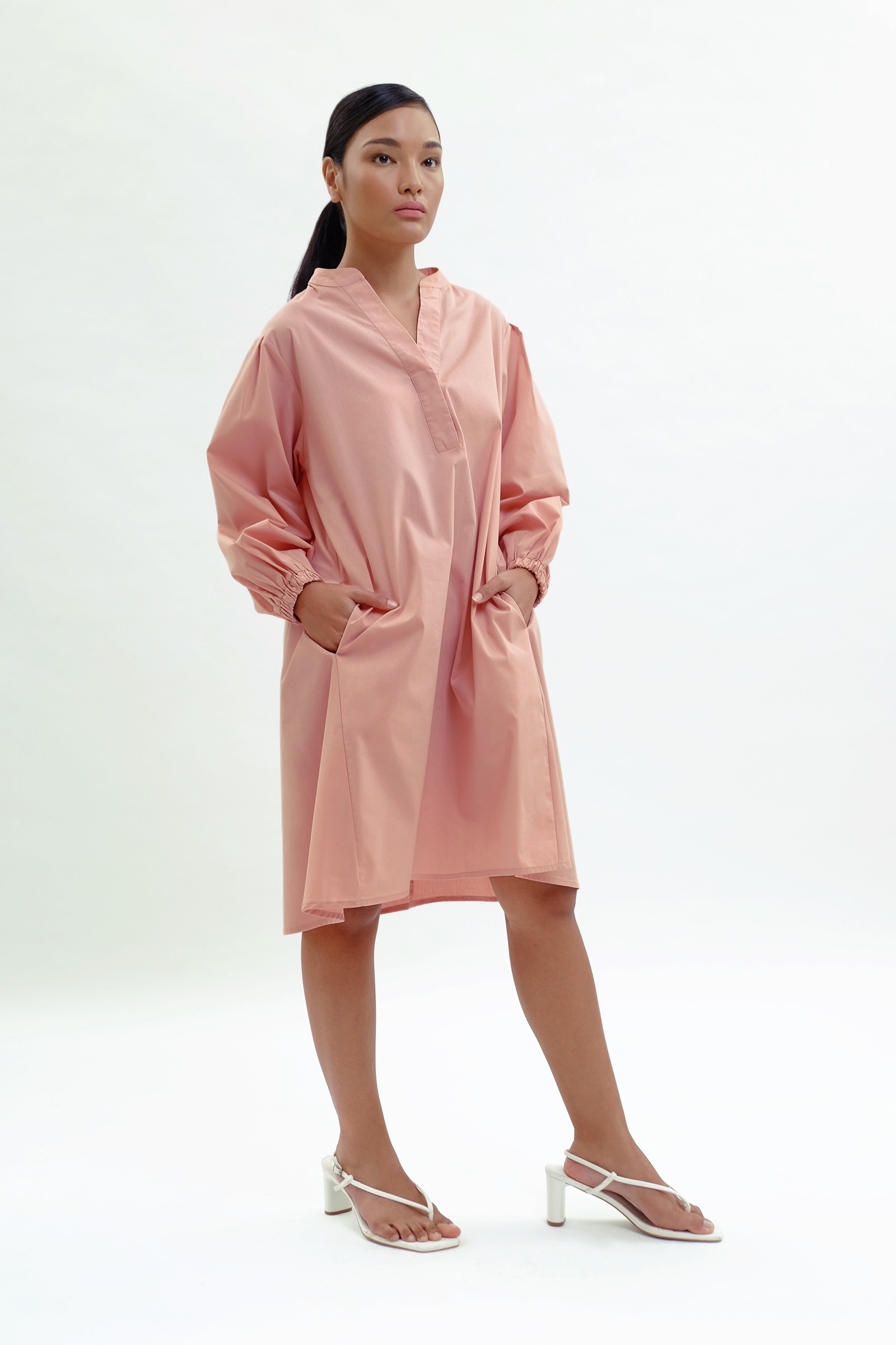 Picture of Gemimo Dress Rosequartz