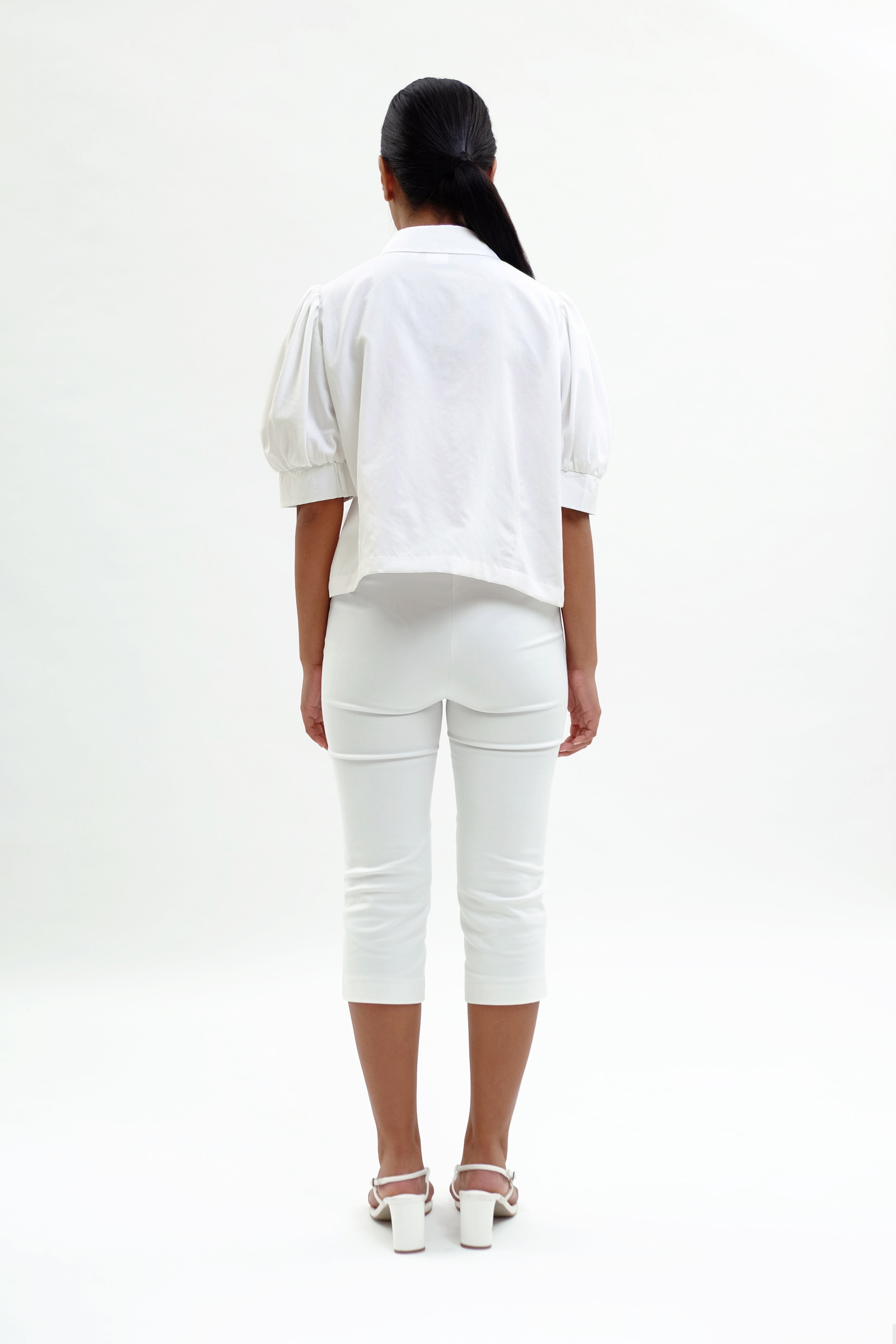 Picture of Kinsley Legging Pants Ivory