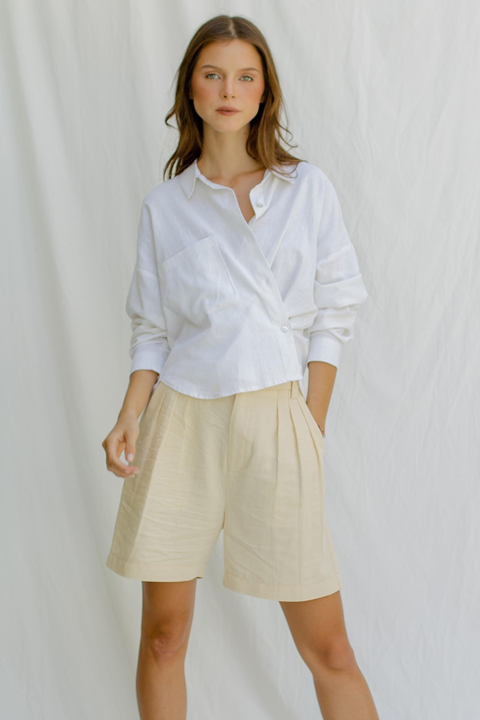 Picture of Regina Short Pants Sunlight