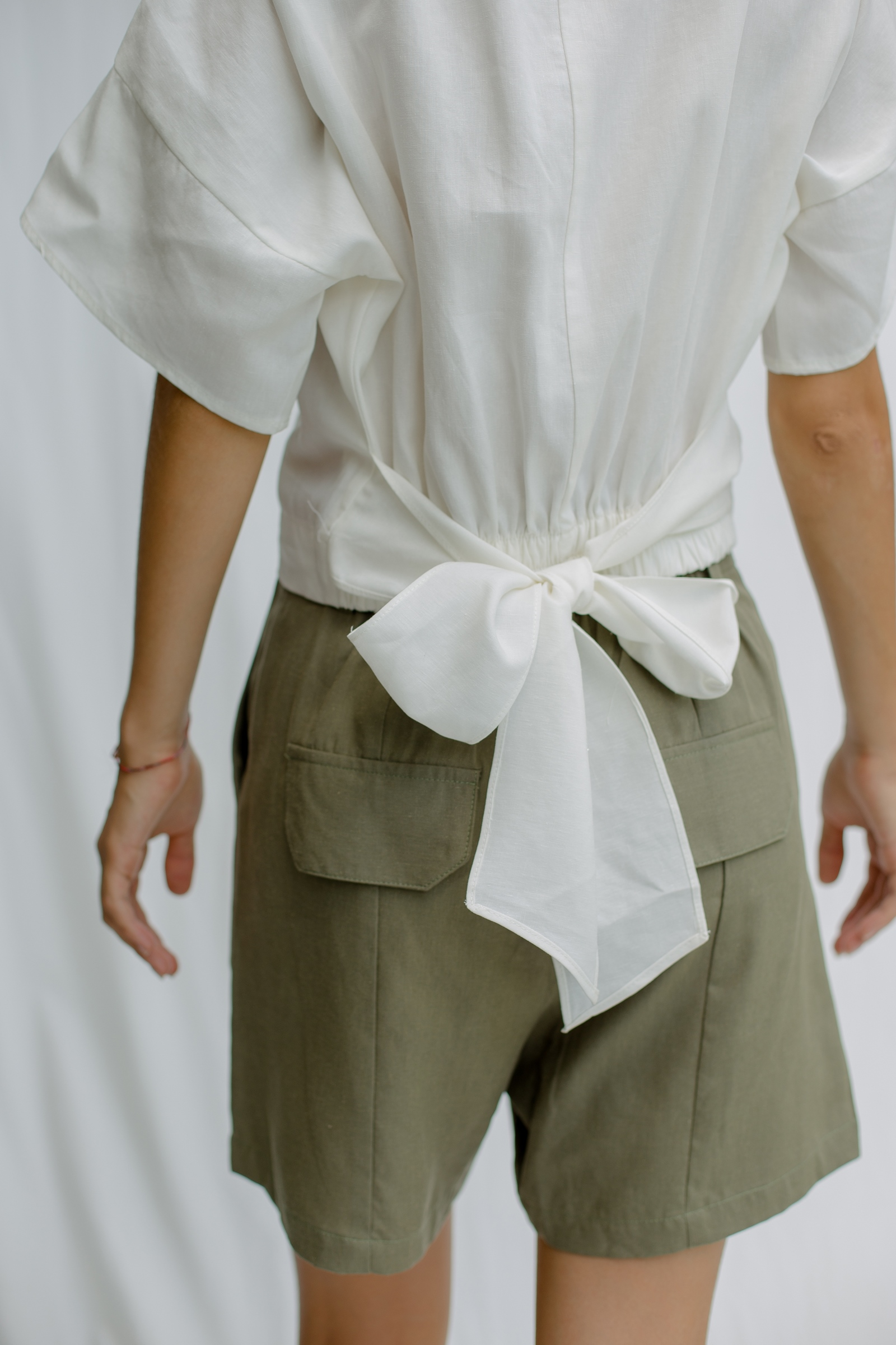 Picture of Caleb Blouse Ivory