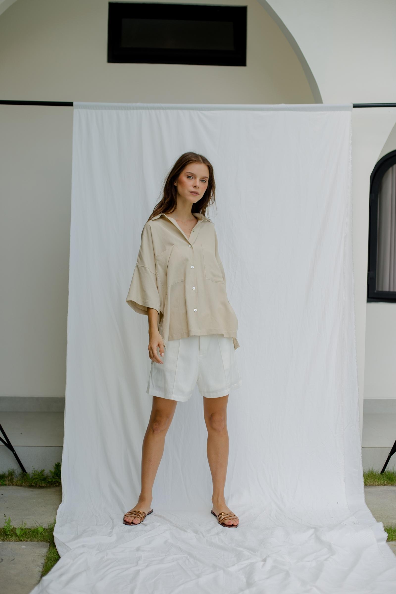 Picture of Naida Shirt Sand
